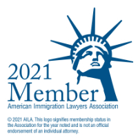 American Immigration Lawyers Association Member 2021